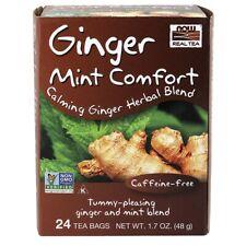 Ginger Mint Comfort Tea Bags 24 Bags
