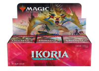 Magic the Gathering: Ikoria: Lair of Behemoths Sealed Booster Box JAPANESE (MTG)