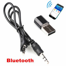 Hot USB Wireless Bluetooth 3.5 mm Audio Stereo Music Receiver Adapter Car Home