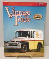 Vintage Truck Magazine July/August 2013 ~ Vol. 21 - No. 3