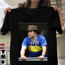 MARADONA T-Shirt - FIFA T-Shirt, Soccer, Football Legend , 100% Cotton Shirt