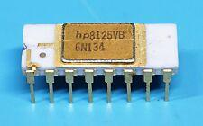 HP 6N134 Optical Isolator Integrated Circuit IC Ceramic Gold DIP16 - Rare NOS
