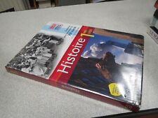 CA3 HISTOIRE 1ERE L ES S HACHETTE EDUCATION 2011 PASCAL ZACHARY  ETAT NEUF