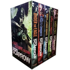 Eagles of The Empire Collection 5 Books Set Simon Scarrow Vol 1-5 Paperback