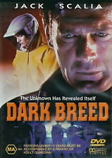 Dark Breed DVD 1996 Horror Sci-fi Movie. Jack Scalia Jonathan Banks. Ma. R4