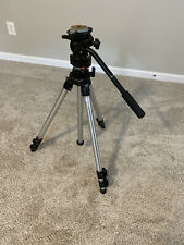 Manfrotto 3021Bpro Tripod With Bogen 3063 Head