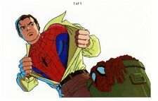 Marvel - 1994 - SPIDERMAN ANIMATION CEL - Spiderman - Peter Parker NM