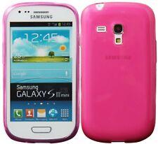 NOUVEAU DESIGN INTÉRIEUR Gommage housse étui en silicone pour Samsung Galaxy