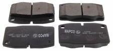 MAPCO Bremsbelagsatz, Scheibenbremse Vorne Opel Kadett E CC 33_, 34_, 43_, 44_