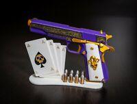 Joker Gun | Suicide Squad Cosplay | Joker Costume | Inspired Weapon | Gun Prop