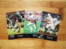 1997 Upper Deck Legends Football Miami Dolphins TEAM SET (11) Cards