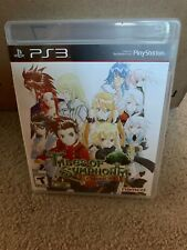 Tales of Symphonia: Chronicles Sony PlayStation 3 PS3 USED