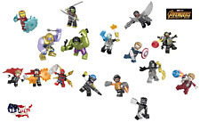 16X Marvel Super Heroes Avengers 3 Infinity War Action Figure Thanos LEGO SET