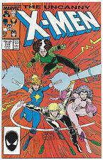 X-MEN #218 June 1987 NM+ 9.6 Art ADAMS Cover ROGUE PSYLOCKE DAZZLER LONGSHOT B/O