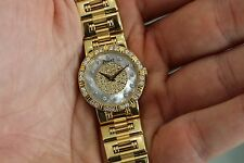 Piaget - Ladies Dancer 18k Yellow Gold MOP Mother of Pearl w/ Diamonds 80564 K81
