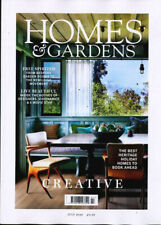 HOMES AND GARDENS MAGAZINE JULY 2020 ~ NEW ~