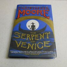 The Serpent of Venice by Christopher Moore, SIGNED, 1st Edition, HC / DJ, 2014