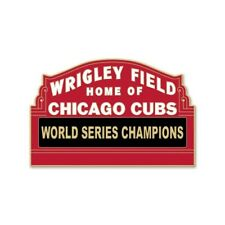 Chicago Cubs Pin Hat Pin Lapel Pin World Series Champions