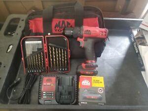 3/8 Mac Tools 12v Cordless Drill Bundle (bwp038-d2/bdl)