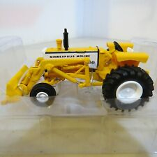 SpecCast Minneapolis-Moline G940 WF with Loader 1:64 Scale  SCT 700