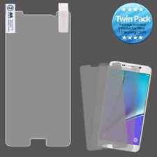 For Galaxy Note 5 Screen Protector Cover Film - Twin Pack
