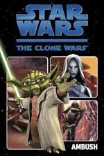 Ambush (Star Wars: The Clone Wars) by Rau, Zachary