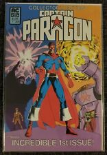 Captain Paragon #1, Americomics 1983