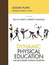 Lesson Plans for DPE Secondary School Students (6th Edition), Casten, Carol, Goo