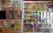Lotto 300 Carte Pokemon Comuni Non Comuni Rare Foil Holo Reverse Ex Gx Full Art