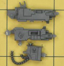 Warhammer 40K Ángeles de marines espaciales oscuro Ravenwing pesado cernedor