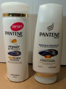 PANTENE PRO-V Repair and Protect Dream Care Shampoo and Miracle Conditioner NEW