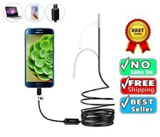 USB Endoscope Borescope Waterproof Inspection Camera Snake Camera