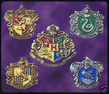 1 x HARRY POTTER HOGWARTS AND FOUR HOUSES,  MOUSE MAT OR SMALL TABLE MAT