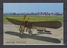 Postcard 1181 - Aircraft/Aviation Bleriot 1909 Motore Anzani