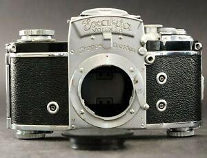 near mint & working EXAKTA VAREX IIa -  Ihagee camera made in Germany