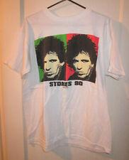 ROLLING STONES original Europe Tour 1990 T-shirt, XL, EX