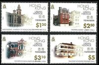 Hong Kong 1996, Urban Heritage, Stamp set MNH