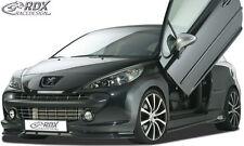 RDX Bodykit Peugeot 207 incl CC Spoiler ABS Front Heck Ansatz Seitenschweller
