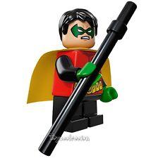 LEGO SUPER HEROES DC COMICS - MINIFIGURA ROBIN SET 76013 - ORIGINAL MINIFIGURE