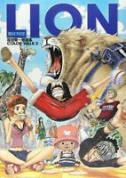 NEW ONE PIECE COLOR WALK 3 LION Oda Eiichiro Art Works Book