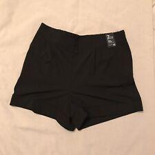 NWT New York & Co Size 16 Black Shorts