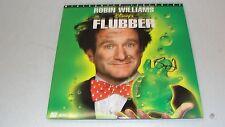 DISNEY'S FLUBBER LASERDISC ROBIN WILLIAMS WIDESCREEN ~ ***NOT DVD***