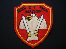 US Special Forces Advisor To ARVN C-1 MIKE FORCE REACTION Vietnam War Patch