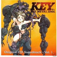 Key The Metal Idol-Vol 1-1997-Japan Original Soundtrack- CD