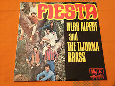 HERB ALPERT and The Tijuana Brass - FIESTA - Orig.1960's Aus Vinyl Lp - EX/NM