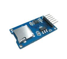 2Pcs SPI Micro SD Storage Board TF Card Mémoire Shield Module pour Arduino