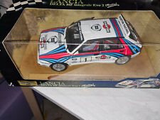 Ricko 1/18 Lancia Delta integrale HF Evo 2