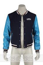 Suicide Squad El Diablo Chato Santana Cosplay Costume Cosplay Coat Jacket