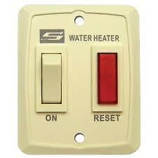 American Motorhome RV Suburban  Water Heater OnOff Switch