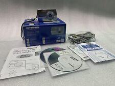 Olympus Stylus 710 7.1MP Digital Camera - Silver Tested Fast Free Shipping